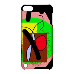 Fantasy  Apple Ipod Touch 5 Hardshell Case With Stand by Valentinaart