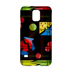 Playful Day Samsung Galaxy S5 Hardshell Case  by Valentinaart