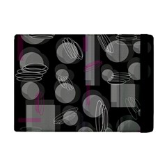 Come Down   Magenta Ipad Mini 2 Flip Cases by Valentinaart