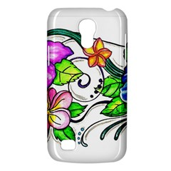 Tropical Hibiscus Flowers Galaxy S4 Mini by EverIris