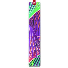 Colorful Rainbow Helix Large Book Marks by designworld65