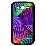 Colorful Rainbow Helix Samsung Galaxy Grand DUOS I9082 Case (Black) Front