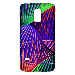 Colorful Rainbow Helix Galaxy S5 Mini by designworld65