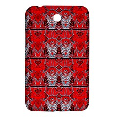 Cowcow Dress Samsung Galaxy Tab 3 (7 ) P3200 Hardshell Case  by MRTACPANS