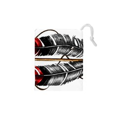 Order Of The Arrow Drawstring Pouches (xs)  by EverIris