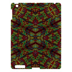 Mandela Check Apple Ipad 3/4 Hardshell Case by MRTACPANS