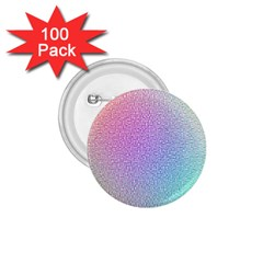 Rainbow Colorful Grid 1 75  Buttons (100 Pack)  by designworld65