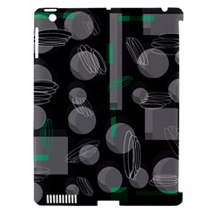 Come Down   Green Apple Ipad 3/4 Hardshell Case (compatible With Smart Cover) by Valentinaart