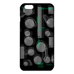 Come Down   Green Iphone 6 Plus/6s Plus Tpu Case by Valentinaart