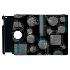 Come Down   Blue Apple Ipad 2 Flip 360 Case