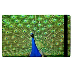 Bird Peacock Apple Ipad 3/4 Flip Case