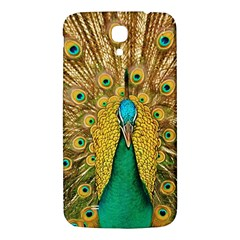 Bird Peacock Feathers Samsung Galaxy Mega I9200 Hardshell Back Case