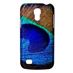 Blue Peacock Galaxy S4 Mini by AnjaniArt