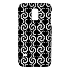 Black And White Pattern Galaxy S5 Mini by Valentinaart