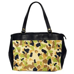 Camouflage Pattern Army Office Handbags (2 Sides)