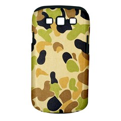 Camouflage Pattern Army Samsung Galaxy S Iii Classic Hardshell Case (pc+silicone)