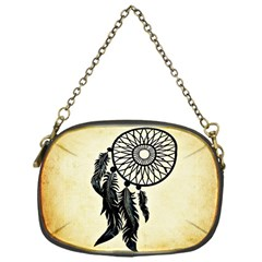 Dream Catcher Chain Purses (one Side)  by AnjaniArt