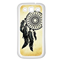 Dream Catcher Samsung Galaxy S3 Back Case (white)