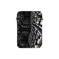 Fractal Art Pattern Apple Ipad Mini Protective Soft Cases by AnjaniArt