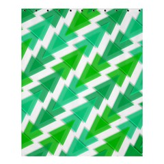 Geometric Art Pattern Shower Curtain 60  X 72  (medium)  by AnjaniArt