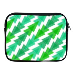 Geometric Art Pattern Apple Ipad 2/3/4 Zipper Cases