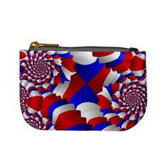 Happy Memorial Day Mini Coin Purses by AnjaniArt