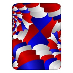 Happy Memorial Day Samsung Galaxy Tab 3 (10 1 ) P5200 Hardshell Case