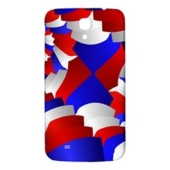 Happy Memorial Day Samsung Galaxy Mega I9200 Hardshell Back Case