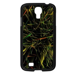 Magic Art Particle Texture Samsung Galaxy S4 I9500/ I9505 Case (black) by AnjaniArt