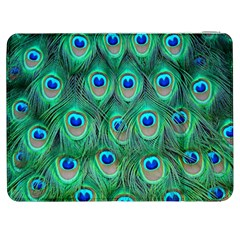 Peacock Feather Samsung Galaxy Tab 7  P1000 Flip Case