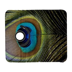 Single Peacock Samsung Galaxy S  Iii Flip 360 Case