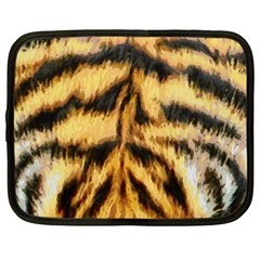 Tiger Fur Painting Netbook Case (xxl)