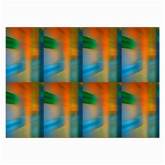 Wall Of Colour Duplication Collage Prints by AnjaniArt