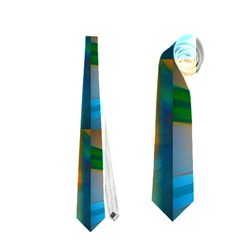Wall Of Colour Duplication Neckties (one Side)  by AnjaniArt