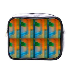 Wall Of Colour Duplication Mini Toiletries Bags