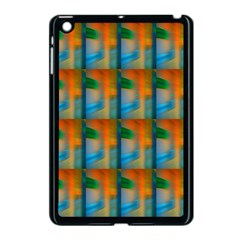 Wall Of Colour Duplication Apple Ipad Mini Case (black) by AnjaniArt