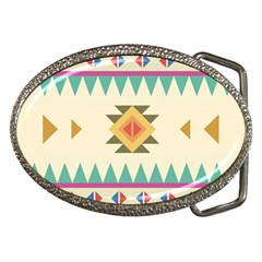 Your First Aztec Pattern Belt Buckles by AnjaniArt