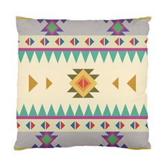 Your First Aztec Pattern Standard Cushion Case (two Sides)