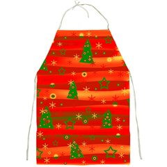 Xmas Magic Full Print Aprons by Valentinaart