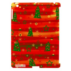Xmas Magic Apple Ipad 3/4 Hardshell Case (compatible With Smart Cover) by Valentinaart