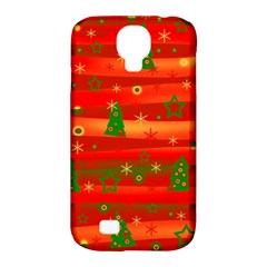 Xmas Magic Samsung Galaxy S4 Classic Hardshell Case (pc+silicone) by Valentinaart