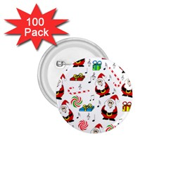 Xmas Song 1 75  Buttons (100 Pack)  by Valentinaart