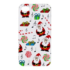 Xmas Song Apple Iphone 4/4s Hardshell Case by Valentinaart