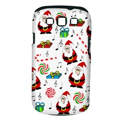 Xmas Song Samsung Galaxy S Iii Classic Hardshell Case (pc+silicone) by Valentinaart
