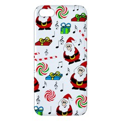 Xmas Song Iphone 5s/ Se Premium Hardshell Case by Valentinaart