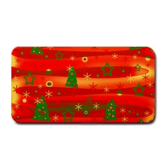 Christmas Magic Medium Bar Mats by Valentinaart