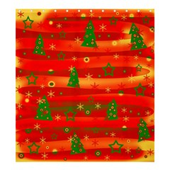 Christmas Magic Shower Curtain 66  X 72  (large)