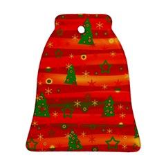 Christmas Magic Bell Ornament (2 Sides)