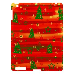 Christmas Magic Apple Ipad 3/4 Hardshell Case by Valentinaart