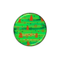 Xmas Magical Design Hat Clip Ball Marker